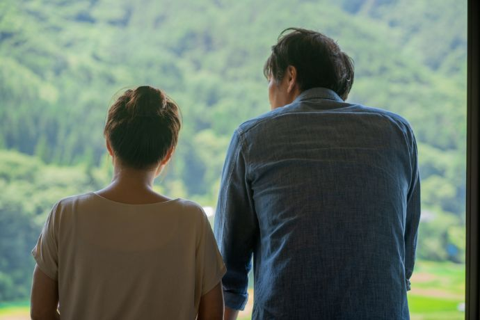 新潟県見附市の自治体が行う婚活事業のイメージ画像
