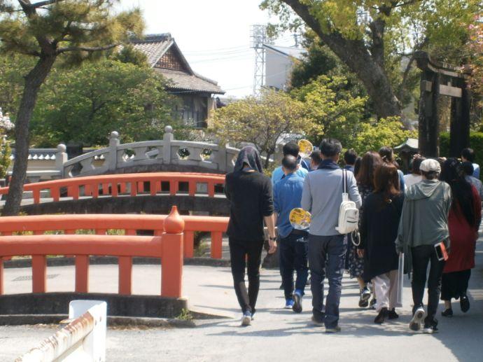 福岡県筑後市の恋活事業「恋活築後」で行われたイベントの様子