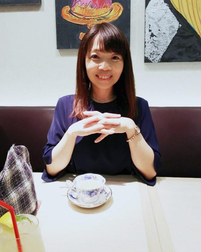 結婚相談所 Jun marriage  泉 淳子さん