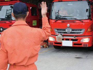 消防士の彼氏が欲しい!消防士と出会う方法3つ