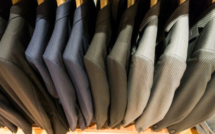 男性のファッションは清潔感が命