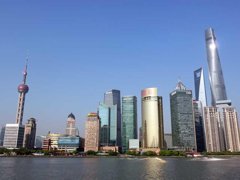 探探を上海で使ってみた