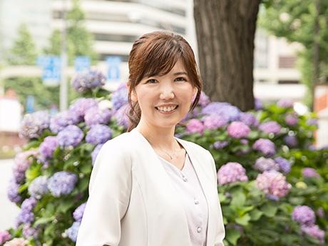 あおぞらマリアージュ銀座代表の茂木由理香さん