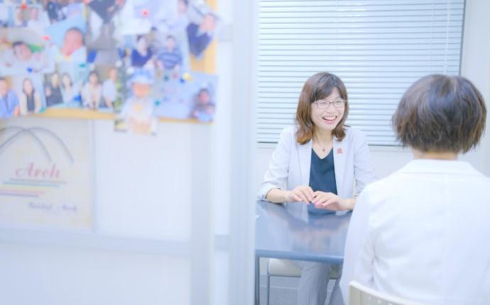 大阪府にあるアーチ結婚相談室