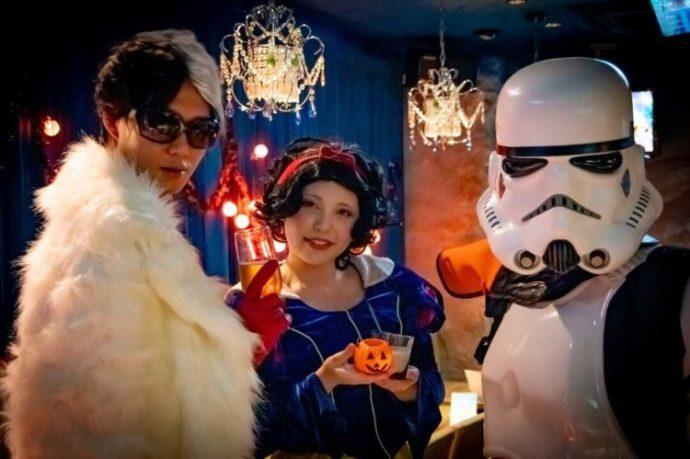 ISTコミュニティで人気の高い仮装ディズニー友活イベント