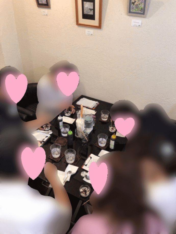 キラッ都☆栞の恋活・婚活パーティーで一人ぼっちになったしまった参加者へのフォロー