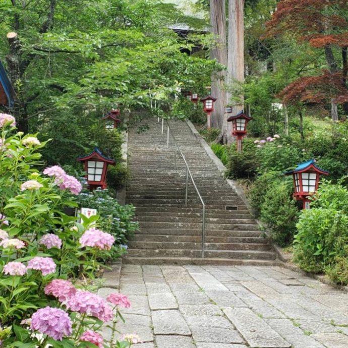 甲州市勝沼のデートスポット大善寺