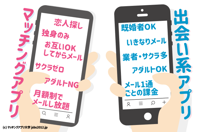 出会系アプリ無料