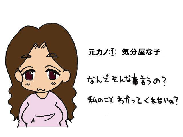 ブサメン39歳の元カノ①メンヘラちゃん