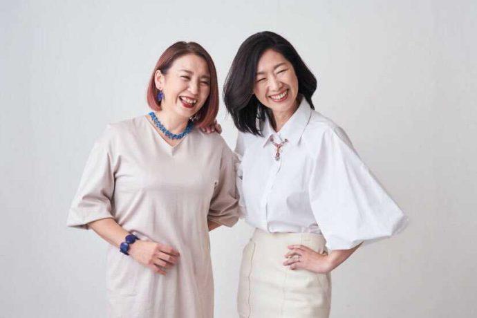 全国の方を対象に婚活をサポートしているマッチモアのクレーン美幸さんと松浦千恵さん