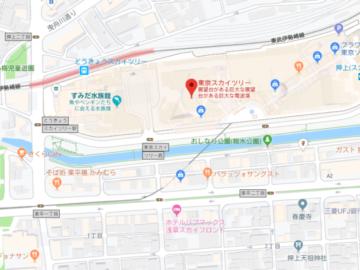 スカイツリー・ソラマチのオススメデートプラン3選!